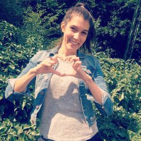 Katharina Heine, Inhaberin der Vegan box