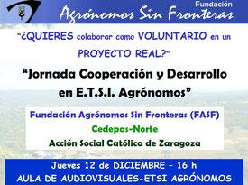 ¿Quieres colaborar como voluntario en un proyecto de cooperación den Tanzania, Chad o Perú?