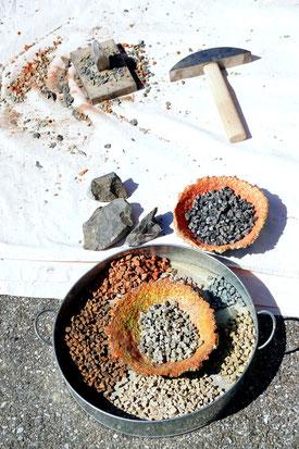 Isabelle Schaller - Artiste plasticienne - Mosaïque - Peinture  #Mosaïque, #mosaïste, #peinture, #art, #artiste, #Savoie, #Aix les Bains
