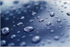 L'humidité peut se développer dans les lentilles des optiques de microscopes