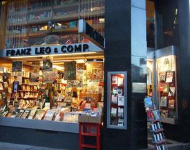 Buchhandlung Franz Leo & Comp. (Foto: sw)