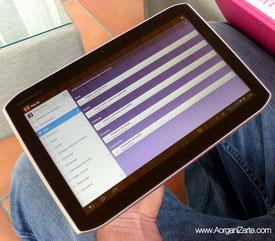 Lista de tareas digital - www.AorganiZarte.com