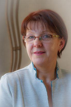 Arbeitet gerne bei der Diakonie und freut sich auf viele weitere Jahre: Birgit Biesewinkel
