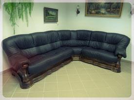 купити шкіряний кутовий диван