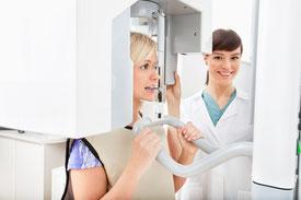 Digitales Röntgen: Weniger Strahlenbelastung (© Tyler Olson - Fotolia.com)