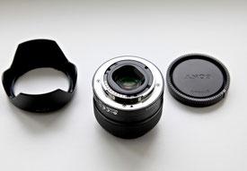 Sony E 35/ 1.8 OSS