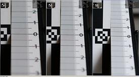 Бэк-фокус на EOS 70D (слева направо на f/1.8: 35 мм, 24 мм, 18 мм)