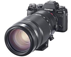 Fujinon 100-400/4.5-5.6 OIS WR (с сайта компании)