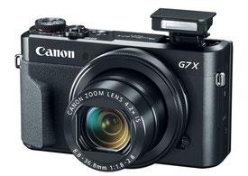 Canon PowerShot G7 X Mark II (с сайта компании)