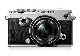 Olympus Pen-F (с сайта компании)