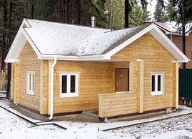 Дом из бруса в г.Киров