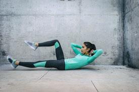 fitness oefeningen buik