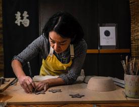 Arte cerámica en málaga. orimari