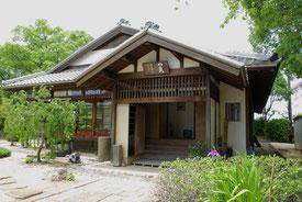 渡部裕子 書道 hirokowatanabe 旧近衛邸