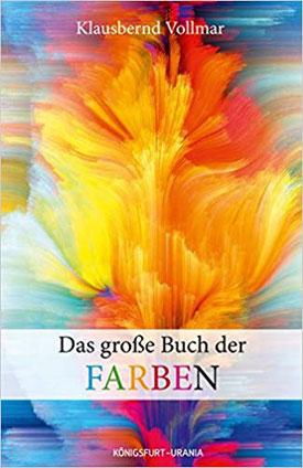 Das große Buch der Farben von Klausbernd Vollmer #farbverrückt #farben