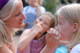 Kinderfest, Hochzeitsbetreuung