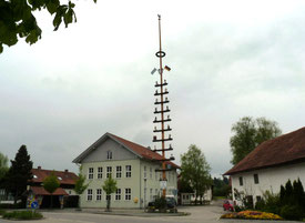 Maibaum in Bayern