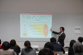 デジタル・タキソノミーを活用した「ICT×学習デザイン」研修風景