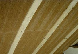 Holzfaser Dämmplatten sind vielfältig einsetzbar