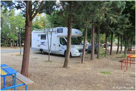 Camping Ruta de la Plata