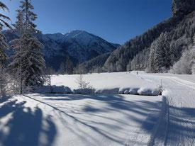 Bild Ammertal Winter