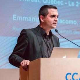 Emmanuel Di Giacomo, Director de Desarrollo de Ecosistemas BIM para Europa en Autodesk