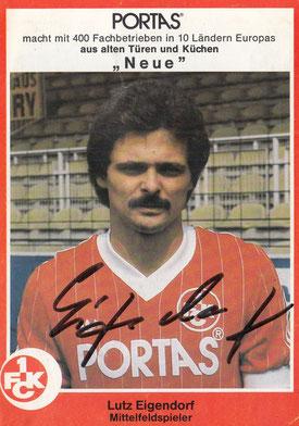 Saison 1981/82 (Foto: Archiv Thomas Butz)