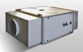 Depurtore d'aria a carboni attivi Assodont