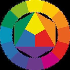 Farben groß oder klein, Farben Groß und Kleinschreibung, Farbadjektive groß oder klein, Groß und Kleinschreibung