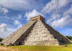 Mexiko Kurz-Rundreise Yucatan mit Baden Playa del carmen oder Riviera Maya