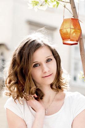 Portrait Giulia Pandur