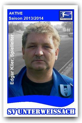 Edgar Klier, Spielleiter