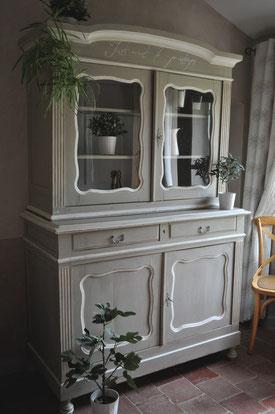 bonneti re louis philippe ch ne massif site des patines de m lusine. Black Bedroom Furniture Sets. Home Design Ideas