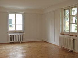 Hopf & Wirth Architekten ETH HTL SIA Winterthur: Umbau Einfamilienhaus in Zürich
