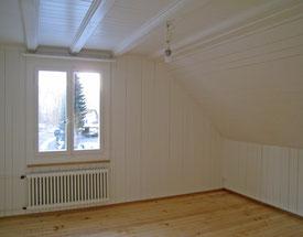 Hopf & Wirth Architekten ETH HTL SIA Winterthur: Sanierung / Einfamilienhaus in Burgdorf