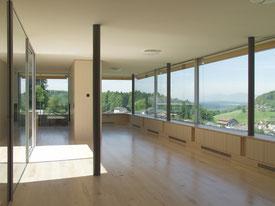 Hopf & Wirth Architekten ETH HTL SIA Winterthur: Neubau Einfamilienhaus in Mühlethal, Zofingen