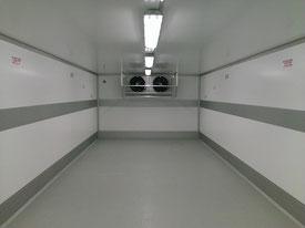 Chambre froide groupe frigorifique détendeur gaz frigorigène R404A r134a R410 R407 évaporateur ventilation thermostat sonde