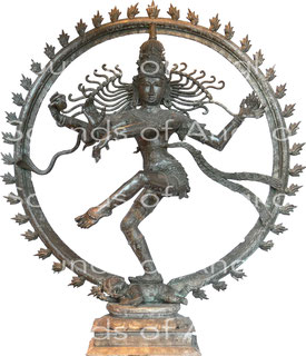 Shiva-Naṭarāja or 'King of Dance', dancing in the posture of nadānta tāṇḍava after the submission of the heretical sages of the Tāragam Forest. Tropenmuseum, Amsterdam.