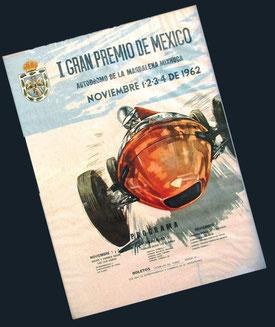 Gran Premio de Mexico de 1962
