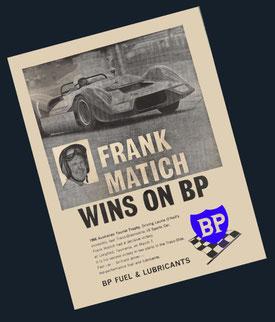 Frank Matich & BP