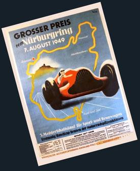 Grosser Preis Von Nürburgring 1949