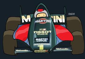 Marco Andretti by Muneta & Cerracín