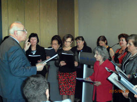George Katsibris and Choral Ensemble