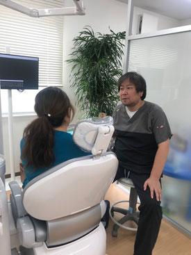インフォームドコンセントを重視の新川崎の歯科医院