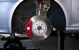 S3 Bremse auf Golf V GTI