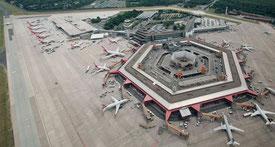 Sân bay ở Berlin