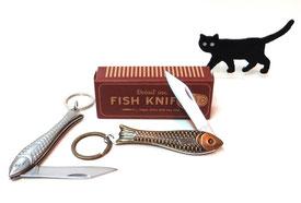 フィッシュ型ナイフ、オイルライフ、