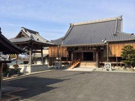 高西寺ペット霊園(火葬)本堂