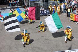 Fêtes de Wallonie à Namur - septembre 2015