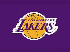 логотип команды NBA Лос-Анджелес Лейкерс